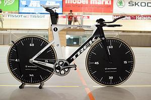 Bicicleta de Record de la hora de Jens Voight
