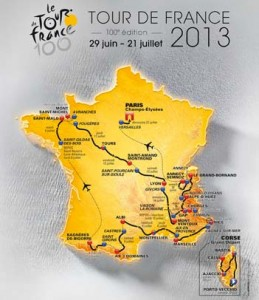 Tour 2013 per