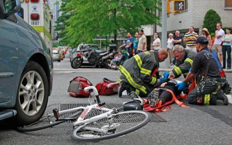 Resultado de imagen para Ciclistas demandan mayor protección para evitar accidentes fatales